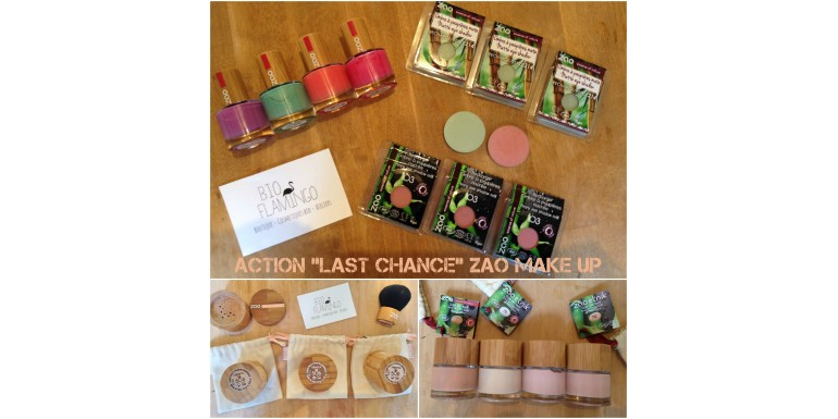 Action Last chance Zao Make up